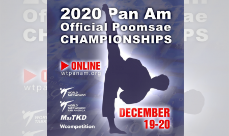 2020 Pan Am Official Poomsae CHAMPIONSHIPS